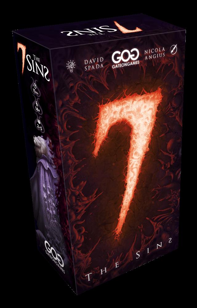 box 7 - the sins