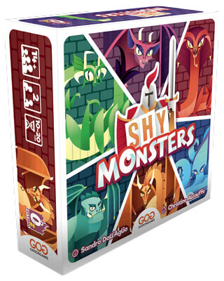 box shy monsters