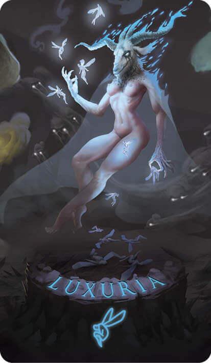 11 carte Luxuria