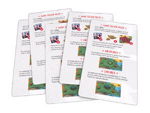 5 Carte di riferimento