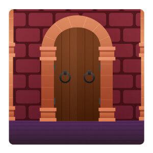 1 tessera Entrata